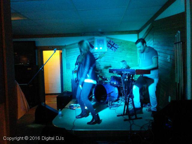 2016 - Elora Legion Clubroom 1