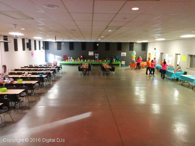 2015 - Elora Community Centre 3